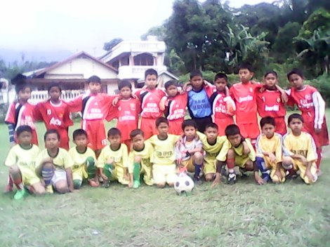 Education football junior